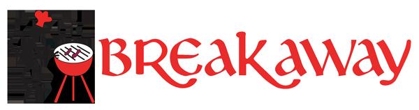 Breakaway Grill's Logo