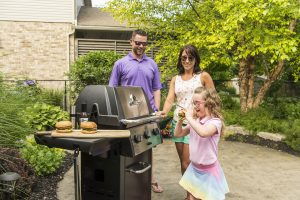 Monarch series Broil King grills