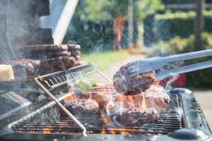 big grilling mistakes - not using all of your zones