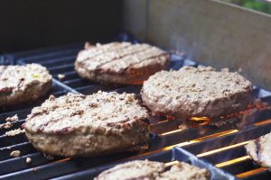 top grilling mistakes, not cleaning the grates