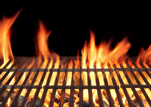 creating big flare ups is not cool - it is one of the big grilling mistakes