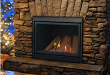 Gas Logs Vs Gas Inserts Vs Gas Fireplaces What Do I Need Breakaway