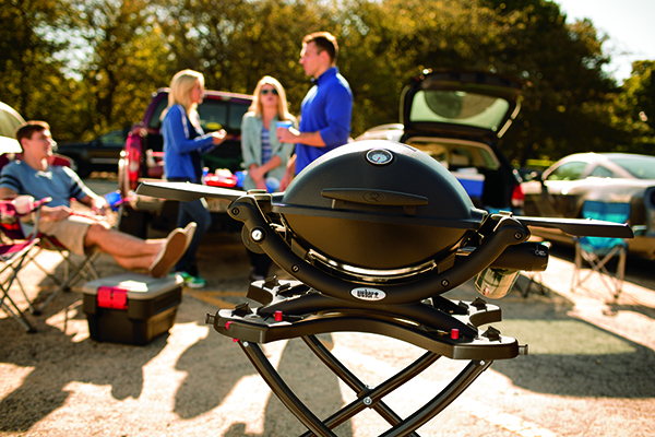 top 5 tailgate grills