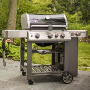 a new grill is a great grilling gift idea
